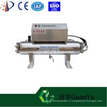 Stérilisateur à vapeur portatif, traitement d'eau stérilisateur portable uv