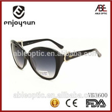 CE&FDA standards 2015 new style lady fashion wholesale sunglasses with free sample