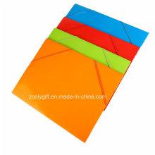 A4 Divisor de índice Archivo de papel de presentación de carpetas gemelas