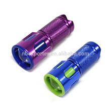 Алюминиевый мини-фонарик