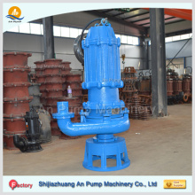 Industry Agricultural Mines Construction Slurry Pump 380V Portable High Volume Low Pressure submersible Sand Dredging Pump
