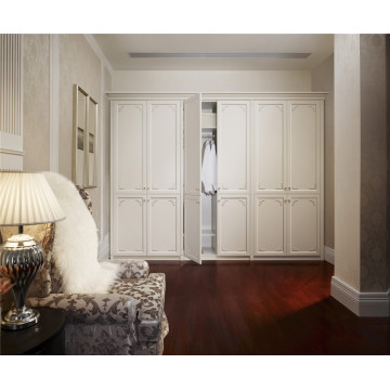 American Style Hot Sale Bedroom Wardrobe