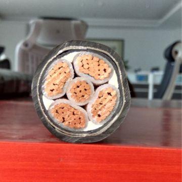 5-жильный силовой кабель с усиленной изоляцией