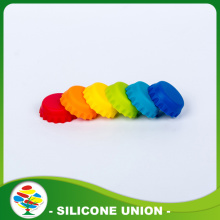 Cheap Silicone beer/wine bottle cap