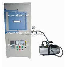 Forno de mufla de atmosfera para sinterização e recozimento (SHIBO-1600A)
