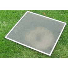 Pantalla de ventana galvanizada / Gal. Proyección de ventana esmaltada con hierro
