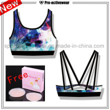 Competitive Price High Quality New Design Ladies Sport Bras