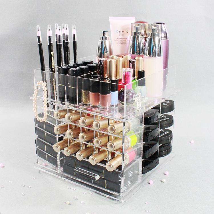Best Makeup Organizer Countertop