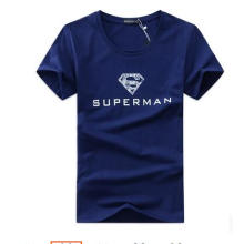 Sommer 100% Baumwolle bedruckt Herren T-Shirt