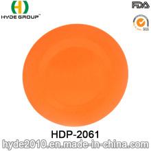 Hot Sales Organic Bamboo Fiber Plate (HDP-2061)