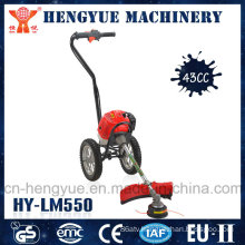 43cc Popular Brush Cutter with Wheels in Hot Sale