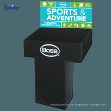 Display-Boxen umweltfreundliche Lagerung Runde Kartons