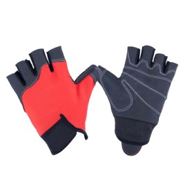 Nylon silicone fabric Cycling Bicycle Gloves