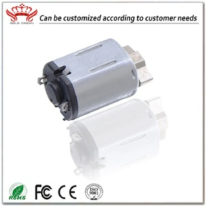 Lage spanning Mini Vibration Dc Brushed Motor