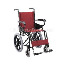 Hospital uso aluminio tipo silla de ruedas