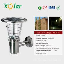 integrated LED Solar Wall Lamps,smart sensor solar led wall lamps (JR-2602B)