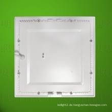 3W 4W 6W 9W 12W 15W 18W 24W quadratisches LED-Verkleidungs-Licht Ce