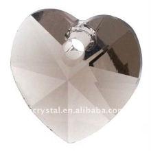 Grânulos de cristal dos corações 10MM