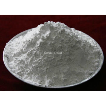 Горячие химические продукты Белый сплав оксида алюминия