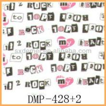 Printing t/c canvas bag fabric luxurious design
