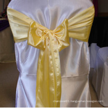 "Satin Chair Sash for Banquet Decoration 6""X108"""