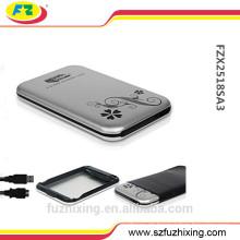 USB 3.0 Gehäuse, 2,5 SATA HDD Gehäuse