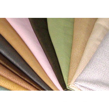 The Newest PVC Synthetic Leather for Car Seat and Furniture