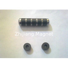 Non-toxic And Non-corrosive Magnetic Assemblies , Alnico Cow Magnet