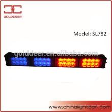 Deck azul vermelho luz LED Strobe luz de advertência para carro