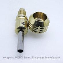 Hot Sale Cheap Cartridge Brass Self-Lock Tattoo Grips 35mm
