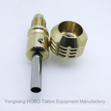 Hot Sale Cheap Cartridge Brass Self-Lock Tattoo Grips 35mm