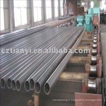 Tuyau en acier soudé (utilisation pour le pétrole et le gaz)