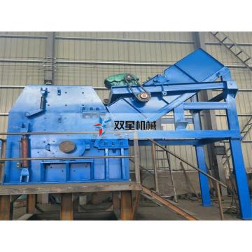 Abfallmetallbrecher-Maschinen-Auto-Shell-Fahrrad-Zerquetschung