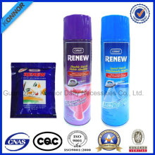 Haushalt Chemikalien Clean Tough Fleck und Bügeln Stoff Spray Stärke