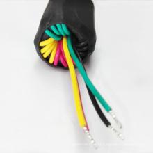 Conjunto de cabos de ferrite de medidor elétrico