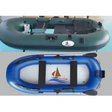 2.8m Large Size Inflatable PVC Fishing Boat
