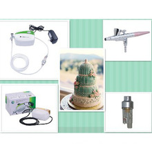 TG216-FD Cake decorating airbrush kit