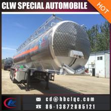 Carro armato di rimorchio del carro armato dell'olio di lega di alluminio del rimorchio del carro armato della benzina 40000L-50000L