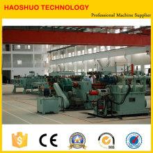 Línea de corte longitudinal de bobina de acero con certificación Ce ISO