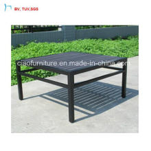 C-SGS Patio Outdoor Furniture Plastic Wood Top Table