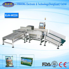 Advanced Technology Gewicht Sortiermaschine