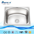 Kitchen Used Commercial Stainless Steel Outdoor single bowl Sink