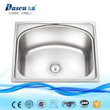 Küche Gebrauchte Kommerziellen Edelstahl Single Bowl Sink