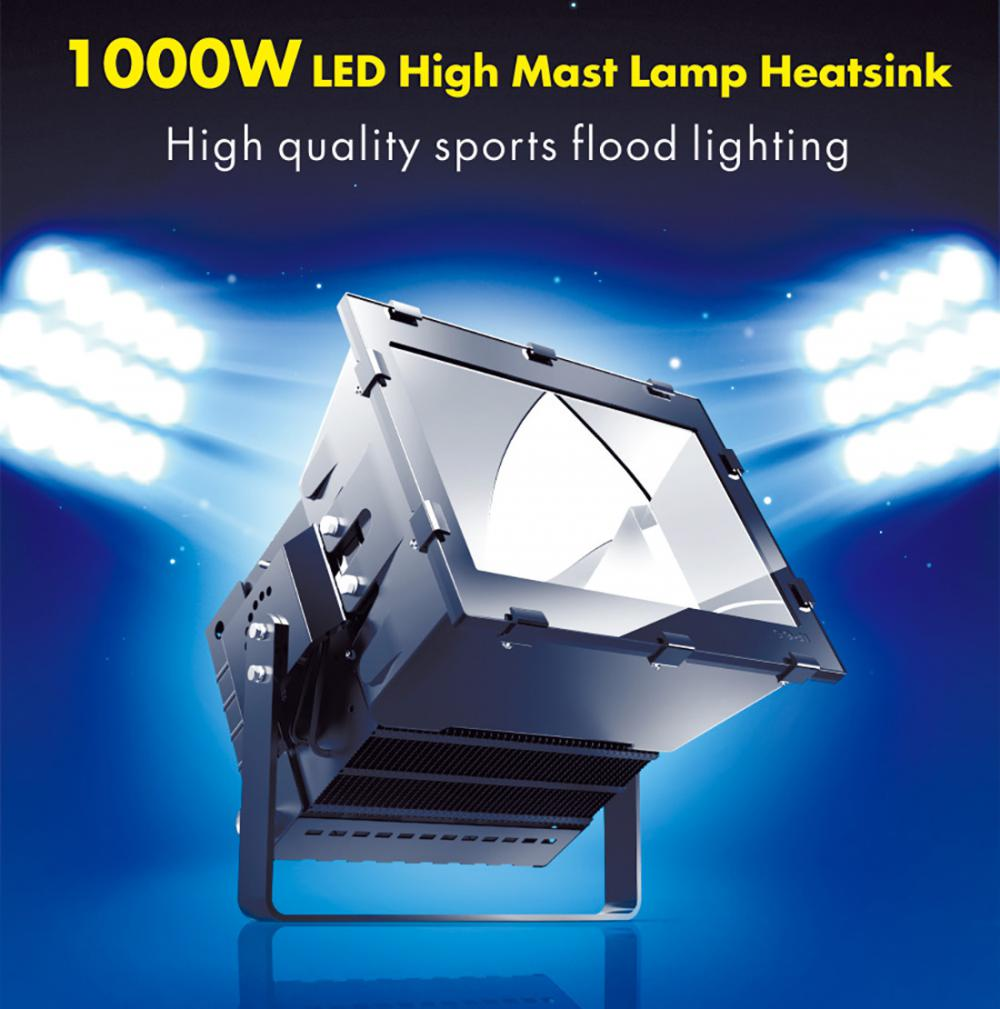 1000W Led Sports Venues Lighting