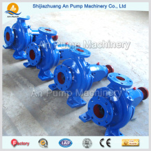 Flood draining centrifugal sea water pump