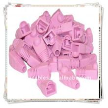 RJ45 Pink Strain Relief Stiefel für RJ45 Kabel