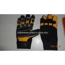 Работы Перчатки Безопасности Перчатки Промышленные Перчатки--Защитные Перчатки Труда Перчатки Механик Перчатки
