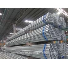 """4 """"tubo de conducto y otras tuberías de acero por debajo de 8"""" a JIS C8305, UL6, ANSI C 80.1"""