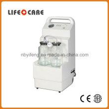 Mobile Plastic Hospital Medical Suction Machine