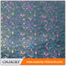 Holographic Laser PL PVC Sheet